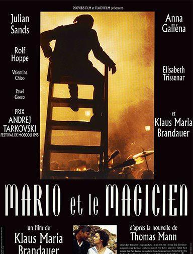 MARIO ET LE MAGICIEN