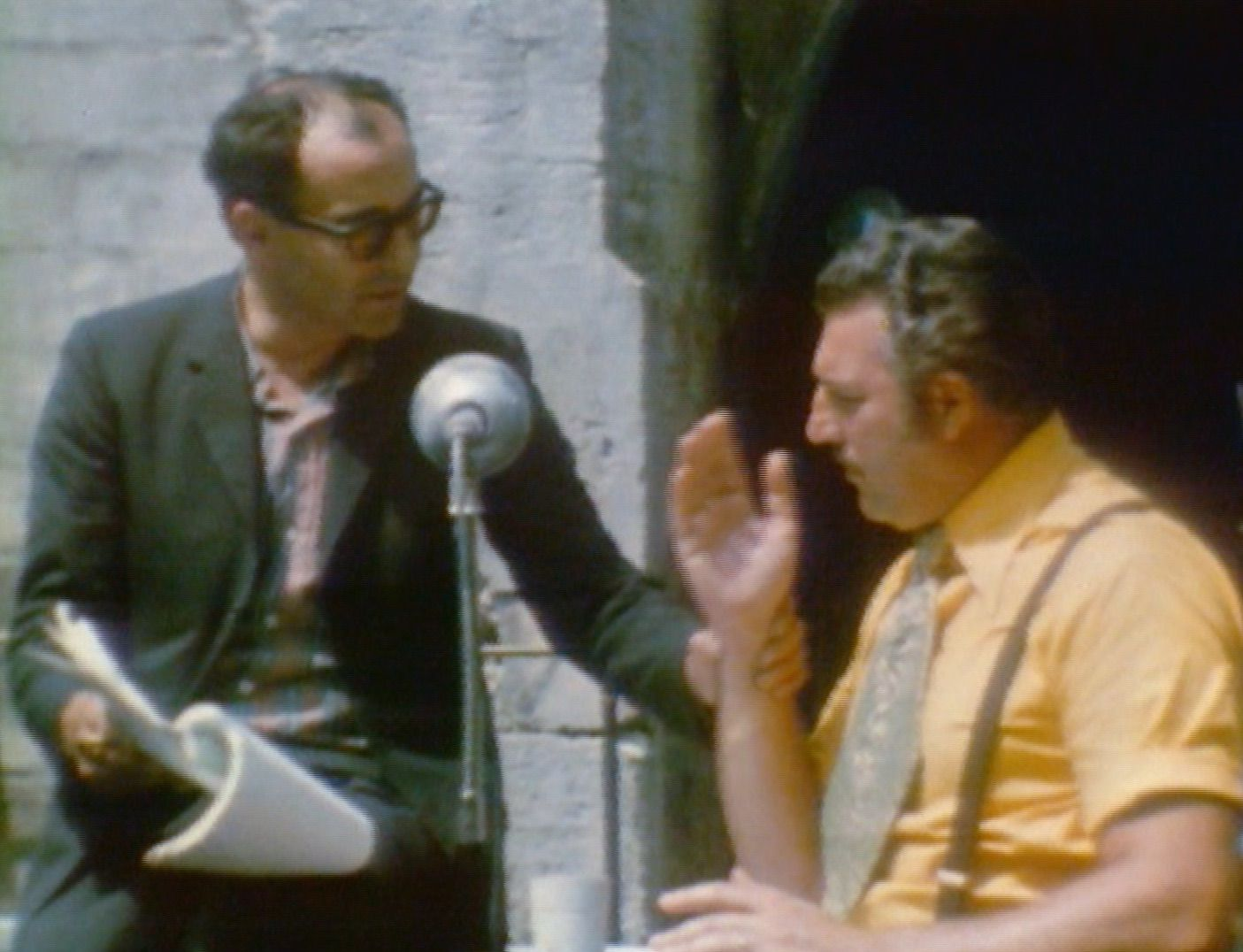 BETWEEN TWO MAYS (1968-1981): THE ARTISTS AND POLITICS